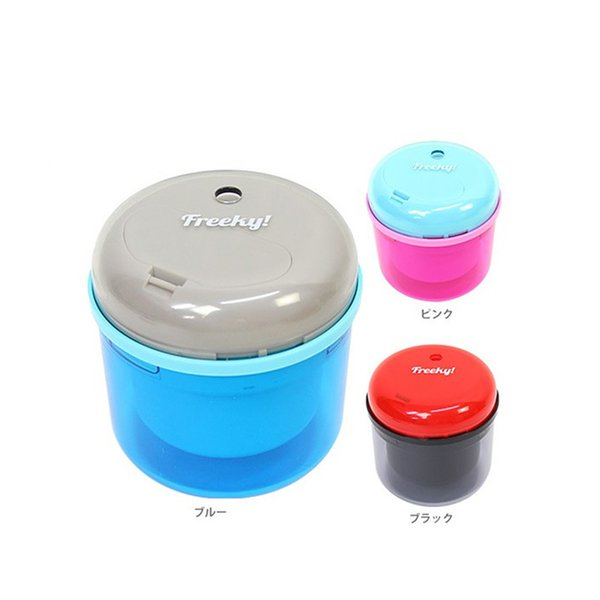 Sonic Japan Imported SK-4928 SONY Can Motor-driven Pencil Sharpener Automatic Planing Machine TOUCHNEW