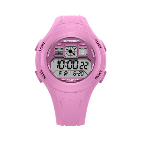 Children Watches Cute Watches For Girls Boys Rubber Children's Digital LED Wristwatches Reloj relogio masculino Saat SD331et