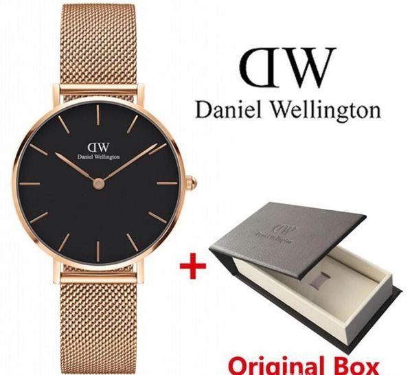 Original Box Shipping 40mm high quality gold watches women men luxury designer fashion big bang quartz automatic day date time clock