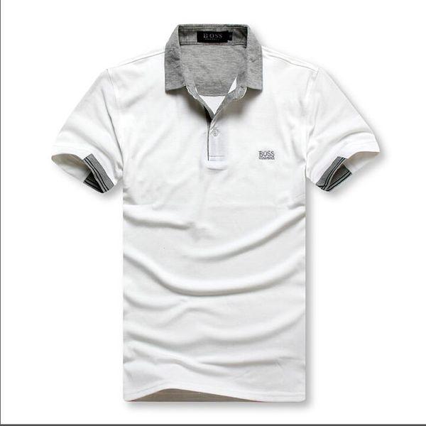 Nueva camiseta sin mangas con camisa de polo de manga corta B ** S Camiseta bordada para mujer Camisa de polo Hombres Algodón Camiseta de alta calidad camiseta superior