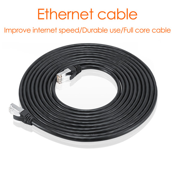 Ethernet Cable RJ45 Cat5 Lan cable UTP RJ 45 Network Cable for Switcher router TV Cat6 Compatible Patch Cord Ethernet