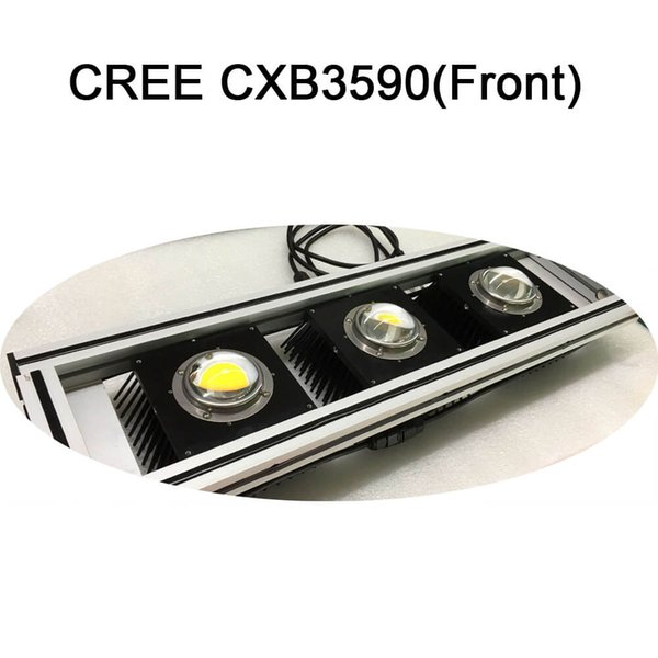 led grow light For indoor plants growth such as medical plants, herbs, vegetables New Model ECO 450W