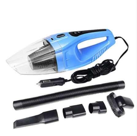 Aspirador portátil del coche de 120W Aspirador portátil del coche de 4000Pa 12V Accesorio del coche del uso dual y mojado y seco