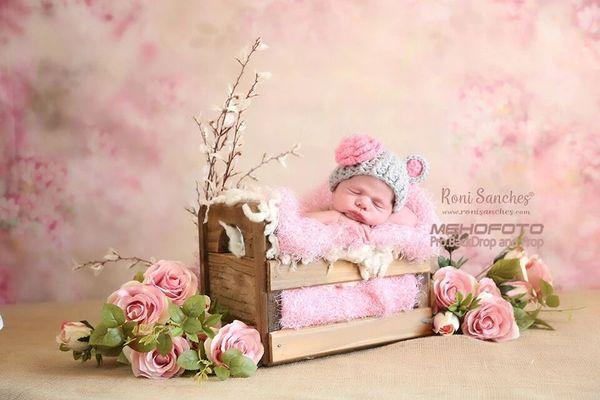 Vinyl Photo Backdrops Photography Background Studio Props Newborn Kids Child