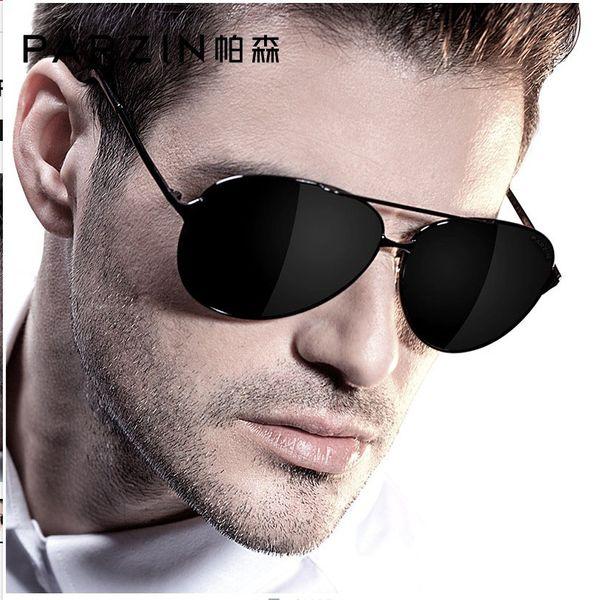 2d28582d5e31 Parson'smen's sunglasses and sunglasses men drive polarized sunglasses with  driver's goggles 8009. Parson