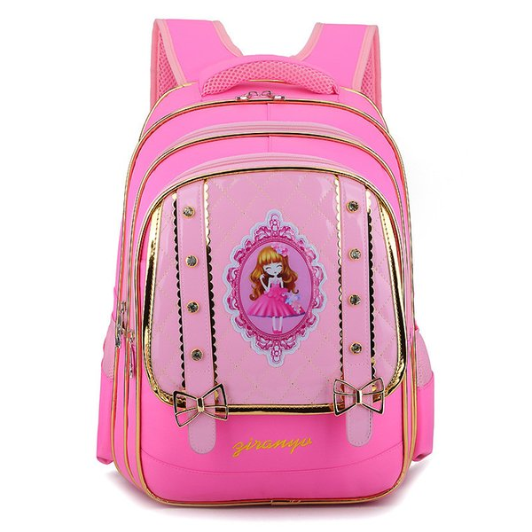 796a9d1a82a00 Lovely Cartoon School Bags backpack Children Orthopedic Backpack Primary 1-2-3  Grade Nursing