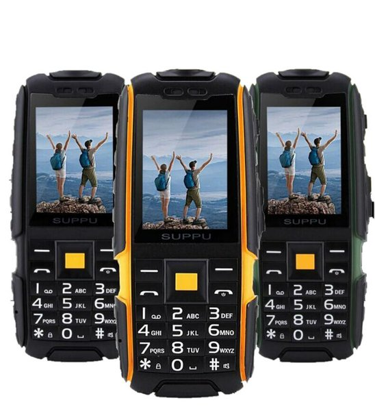 High quality Original X6000 IP67 Waterproof Shockproof mobile Phone Dustproof Rugged Outdoor Cell Phone Dual sim card Bluetooth Phones