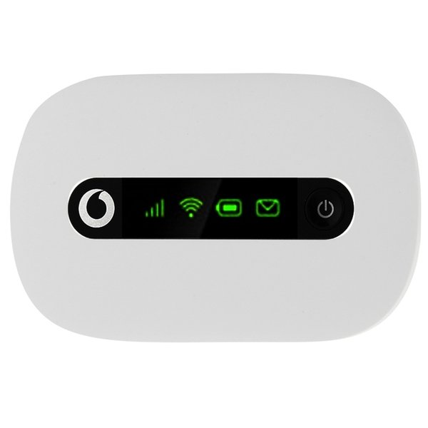 Huawei R206 Desbloqueado 3G Hotspot móvil Módem WiFi Enrutador de banda ancha, firme Entrega aleatoria