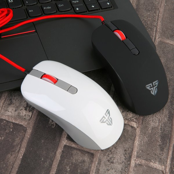 2017 NEW Arrival ESTONE G10 2400DPI LED Optical USB Wired game Gaming Mouse gamer For PC computer Laptop perfect upgrade