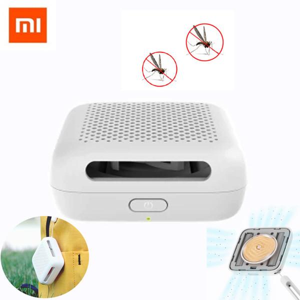 mart Remote Control 100% Original Xiaomi ZMI Mosquito Killer protable Mini Baby Car mosquito repellent Long-lasting Dust-proof Garden Out...