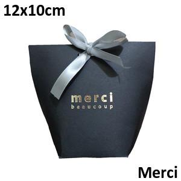 Black Merci 12*10cm