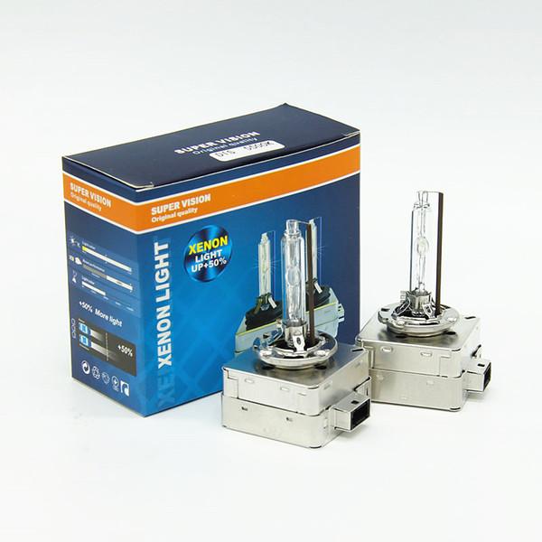 2 pcs D1S Replacement HID Xenon Bulbs 12v 35w d1s lamps hid 5500 D1S Headlamps