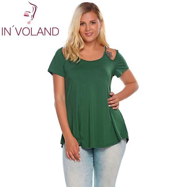 L Camisetas In'voland Tallas Compre Vintage Mujeres 4xl Grandes Tops wU4x6YRTq