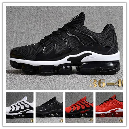 new products 71931 2321d Vapormax Plus Tn Tpu Kpu Running Shoes Men Casual Trainer Air Cushion  Athletic Hiking Jogging Sneakers Outdoor Sports Shoes 40 45 Ladies Running  Shoes ...