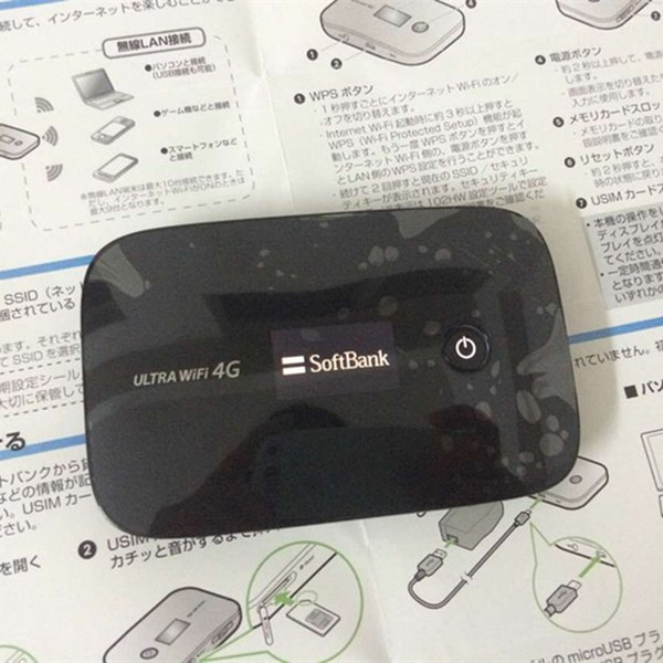 Unlock Huaweil 4G WIFI Hotspot LTE TDD 2500MHz Softbank 102HW Mobile Wifi  Router Modem And Router From Running2017, &Price