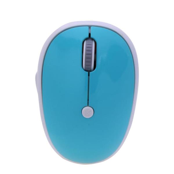 10m Bluetooth Maus 2,4 GHz Wireless mit Datenschutz Schlüssel für Laptop Notebook PC Computer