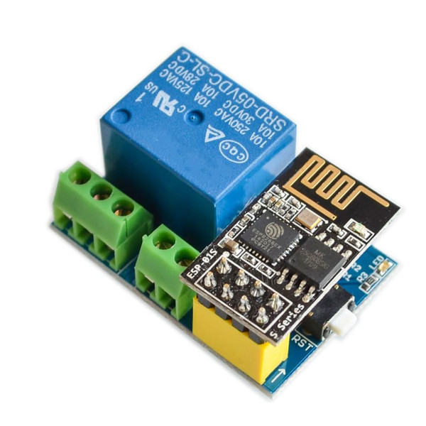 ESP8266 5V WiFi relay module Things smart home remote control switch phone APP ESP-01