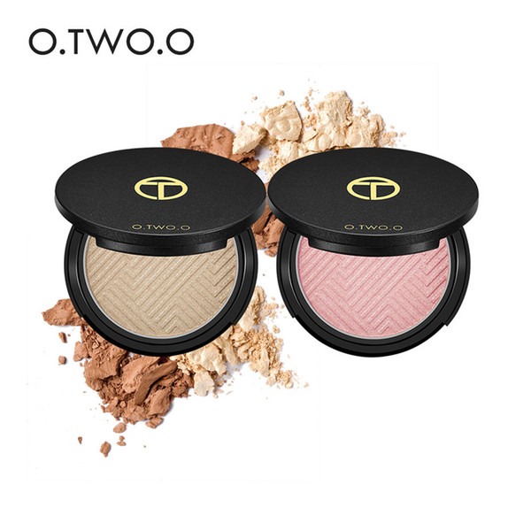 O.TWO.O Makeup Face Matte Bronze Trimming Highlighter Powder Illuminated 4Colors Can Choose 2018 NEW 6059 DHL