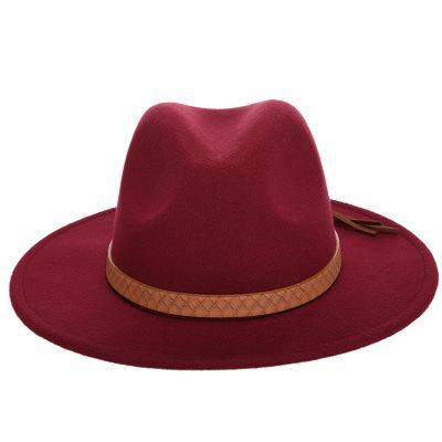 Wholesale 7 Colors Artificial Wool Hats Hip Hop Caps Women Snapbacks Casquette Designer Hat Dad Hat Bucket Fitted Hat Brand Hats