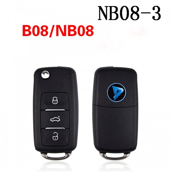 KEYDIY NB series NB08-3 Multifunction remote key for KD300 and KD900 to produce any model remote