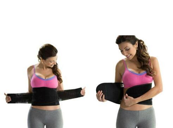 Miss Belt Waist Training Belt Instant Hour Glass Shape Look Slimmer Fit Waist Girdle Cincher Tummy Body Shaper Fitness Slimming Belt