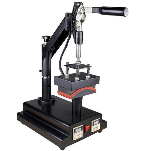 2017 New Cap Heat Press Machine Heat Transfer Printing Machine digital Cap Sublimation 110V/220V Good Quality