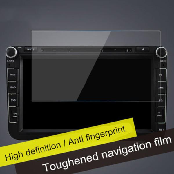 Filme de vidro temperado protetor de tela de navegação GPS para Porsche Macan Cayenne Cayman