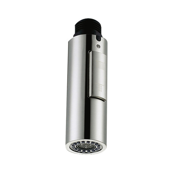 Gebürstetem Nickel Küche Bad Spray Sprayer Handbrause Wasserhahn Ziehen Ersatz Duschkopf Küche Mutifuction