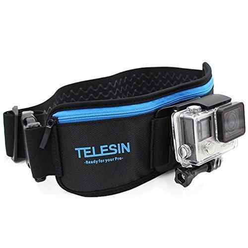Großhandel Einstellbare Hüftgurt Gürtel mit Tasche + J Haken für GoPro Hero 6 5 4 3 SJCAM Xiaomi Yi EKEN Action Kamera Zubehör