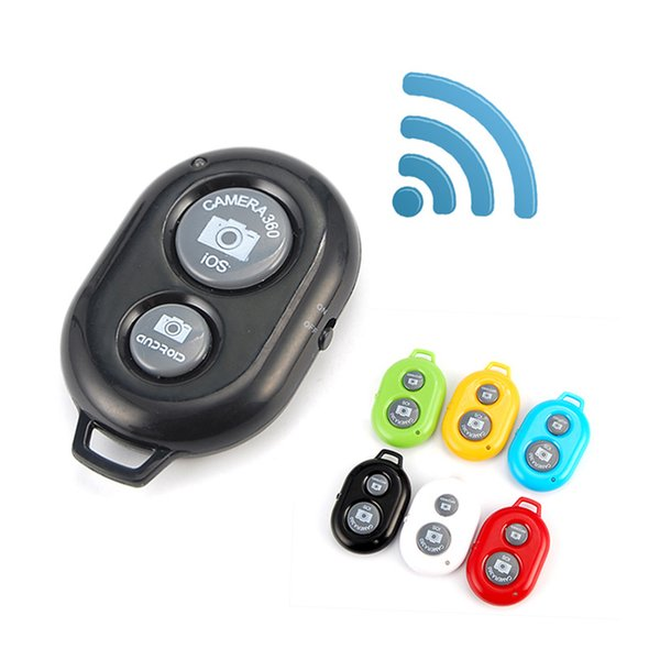 Handheld Selfie Monopod Button Bluetooth Camera stick Remote Shutter Self-timer Remote Wireless Controller for IOS Android