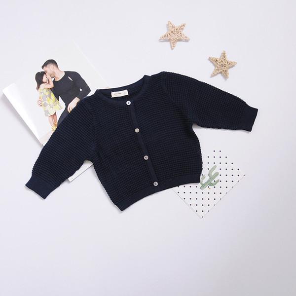 Compre Suéter De La Rebeca Del Bebé Recién Nacido Para Los Muchachos ...