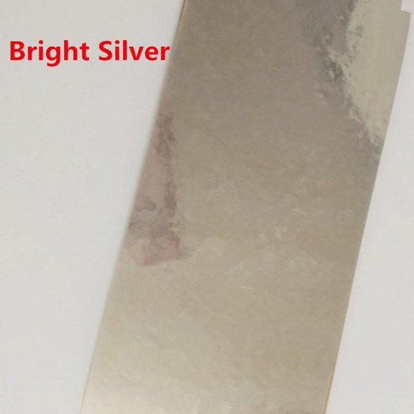Color:Bright Silver