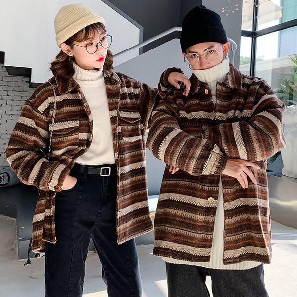 Fashion woolen coat Winter Parkas Jackets Hip Hop Mens Casual Warm Coats Parka Male Streetwear winter men jacket men clothing
