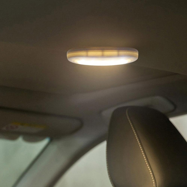 best selling Magnetic Suction LED Car Interior Reading Light Lamp,Clear Light For Reading At Night,Perfect Interior Replacement Lights,for Camper,Emergen