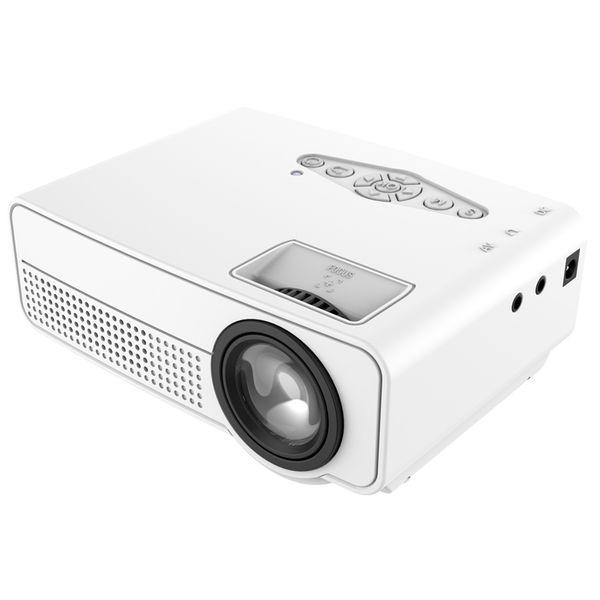 2019 Nouvelle maison de projecteur de décodage S280 Led Home utilisant un mini projecteur pour le cadeau de Noël