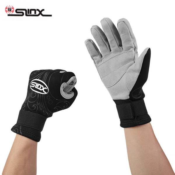 Slinx Paired 3MM Warmth Anti-scratch Diving Glove Snorkeling Equipment 3mm thick design, giving a durable and tough fit