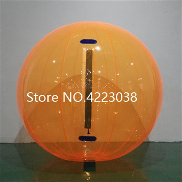 Free Shipping Water Games Inflatable Ball Water Walking Ball Zorb PVC Ball 2M NEW