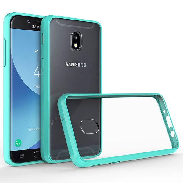 For Huawei P20 pro Samsung Galaxy Note 9 J3 J7 2018 Crystal soft TPU bumper Clear Transparent Phone Case