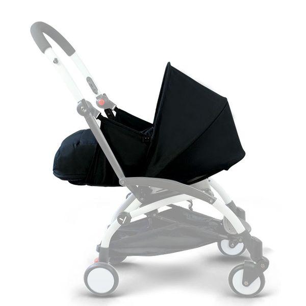 top popular 2018 new Baby Stroller Birth NB Nest Sleeping Basket Stroller Accessories For BabyBabyzen+ Winter Bag 2021