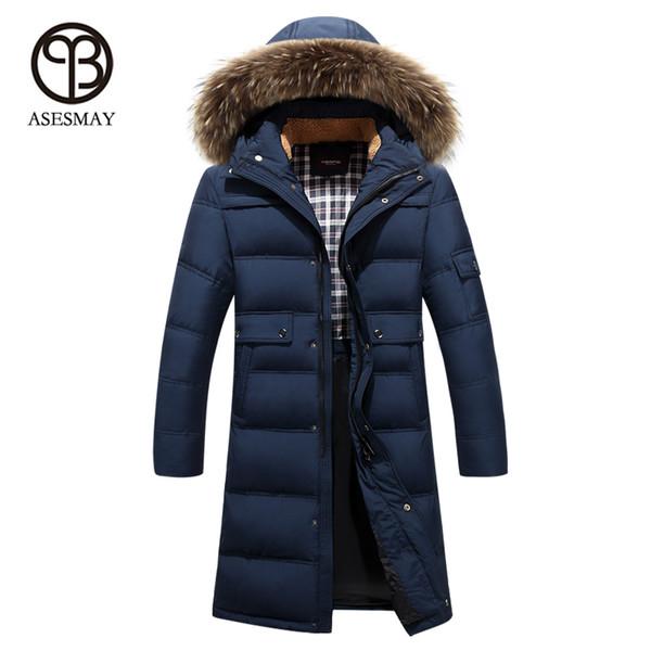 Kaufen Günstig 2017 Marke Mode Winter Parka Für Männer Dicke