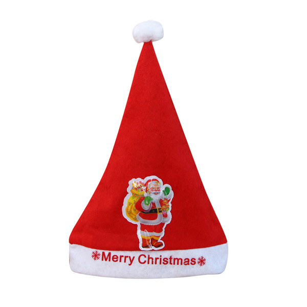 Hats Party Hat Celebrations Children Dress Hats Kids Christmas Touca Do Papai Noe sombreros inflables