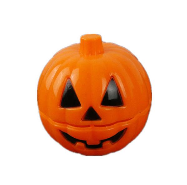 Opening Pumpkin Bucket Decorazioni per la tavola Ornamenti Mini Funny Articles Halloween Trick Treat Candy Gift Gift Favour