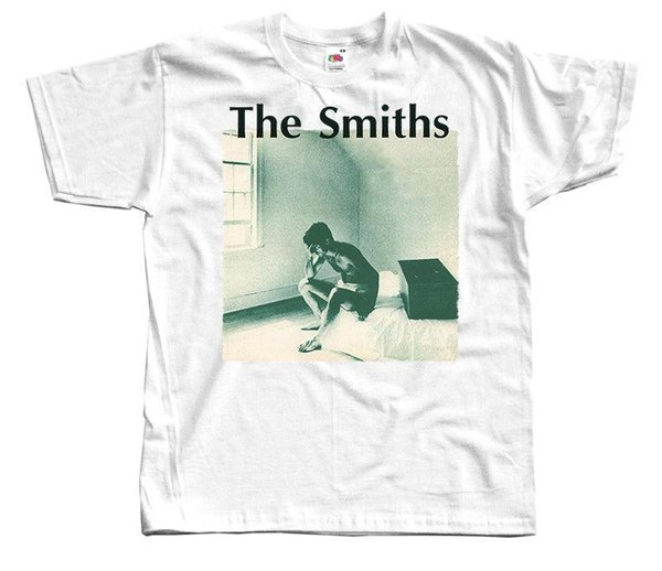 The Smiths, album cover, rock band, Morrissey T-SHIRT (WHITE) S-5XL