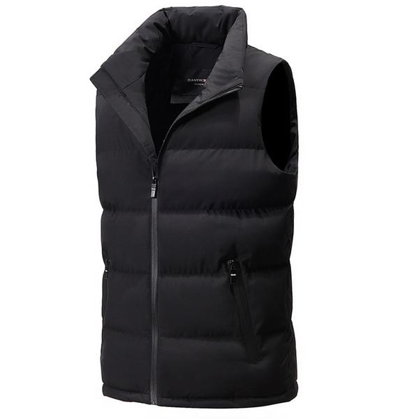 Clássico luz homens colete para baixo coreano streetwear roupas casuais jaquetas de viagem masculino pano de inverno do vintage casaco quente coletes para homens