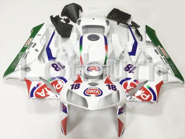 Motorcycle Fairing Kit Fit For Honda CBR600RR CBR600 CBR 600 2005 2006 05 06 F5 Fairings kit High Quality ABS Plastic Injection Molding A146