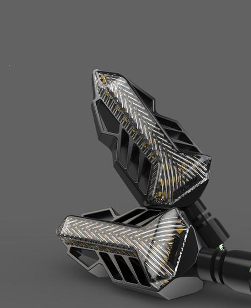 Modelos de explosão de água brilhante 12 V personalizado luzes decorativas motocicleta, acessórios do carro elétrico criativo Marquee