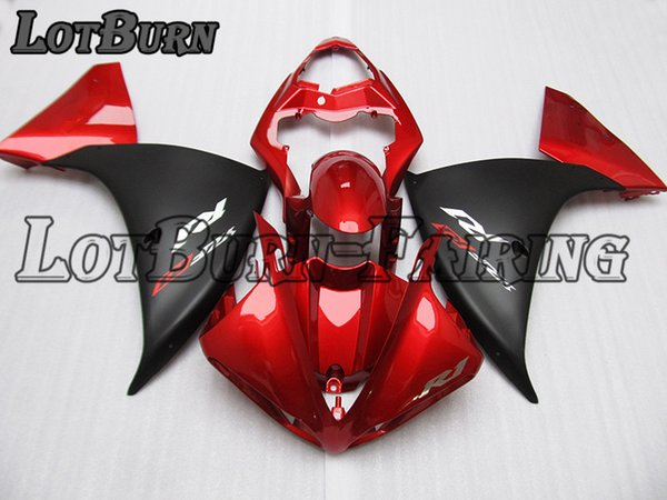 Fit For Yamaha YZF R1 YZF-R1 YZF1000 R1 2009 - 2011 09 - 11 Motorcycle Fairing Kit High Quality ABS Plastic Injection Molding Custom C729