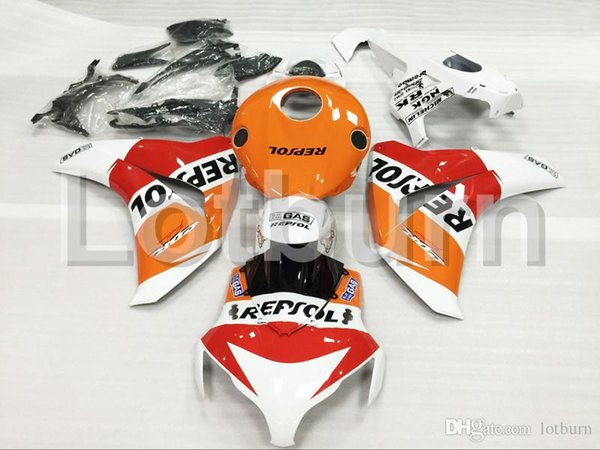 Fit For Honda CBR1000RR CBR1000 CBR 1000 RR 2008 2009 2010 2011 Motorcycle Fairing Kit High Quality ABS Plastic Injection Molding A561