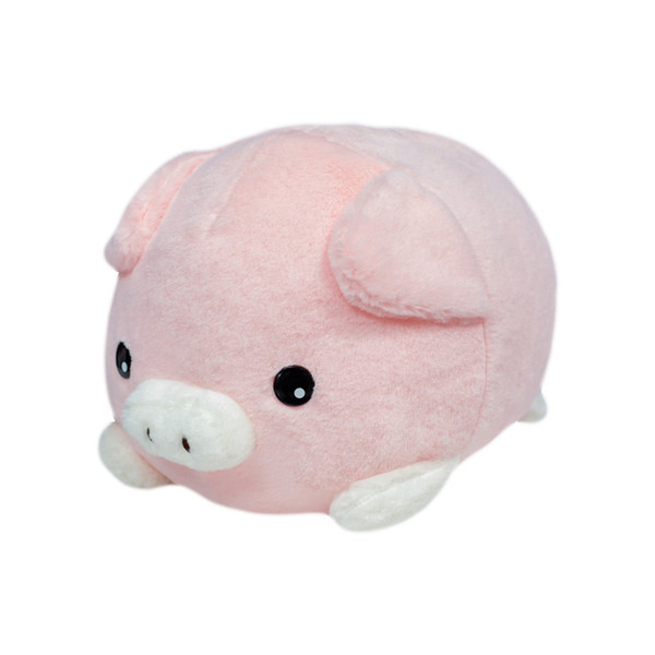 30-50cm Kawaii Stuffed Plush Lucky Pig Toys Girl Gift Brinquedos Soft Animal Toys For Children Baby Appease Sleeping Doll Pillow