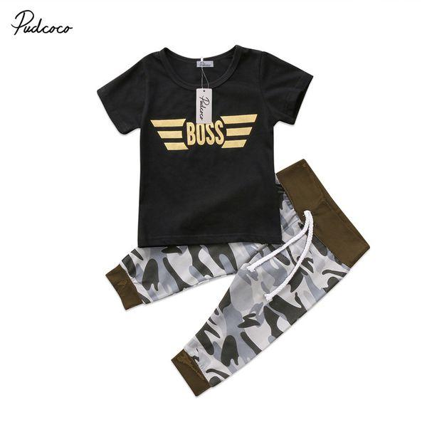 Venta caliente Mujer Hombre Niño Ropa de Bebé Camisetas de Manga Corta Camiseta Pantalones Traje de Camuflaje Conjunto A Juego Familiar